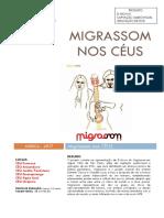 Projeto Cultural- Migrassom 2017 - Patrocínio
