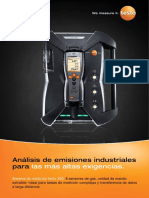 testo-350-2985-7024 Industrial 2016