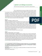 Bioética e Saúde Global1