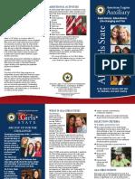 ALA Girls State Brochure