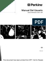 Manual Serie 1300