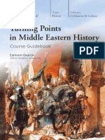 8340 Turning Points in Middle Eastern History Guidebook