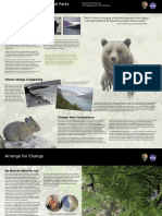 brochure-climatechangeinnationalparks
