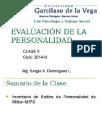 Epersonalidad Teoria Clase5-2014 III