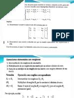 Resolucion de Sel Mediante Matrices e Inversa