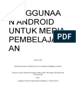 Android Sebagai Media Pembelajaran