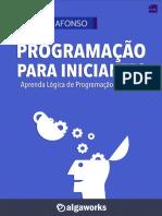 Algaworks Livro Programacao Para Iniciantes v1.0