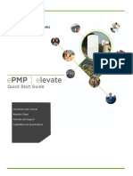 EPMP Elevate Quick Start Guide Release v3.2