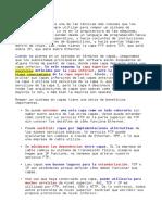 Pattern - Capítulo 1 - Capas