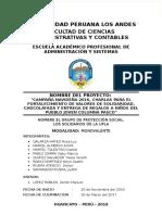 Proyeccion Social - Yisela Quiroz