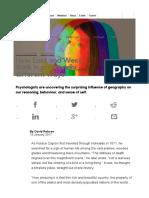 BBC - Diferencia de pensamiento entre occidentales y los otros.pdf