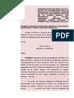 Contradicción de Tesis 205-2016