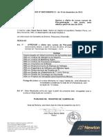 Resolução 8 Consepe 2013