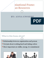 Organizational Frames Presentation