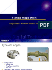 Flange Inspection