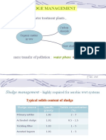 Sludge Mngment, Anaerobic Treatment and Aquatic Plant Systems, 2016-17 (1)