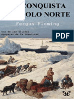 Fleming, Fergus - La Conquista Del Polo Norte [36109] (r1.0)