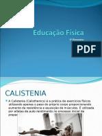 Calistenia Aula 1