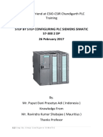 1.Step by Step Configuring PLC Siemens