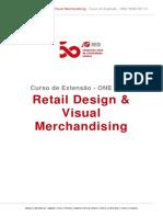 Plano Estudo Retail Design 2017-2