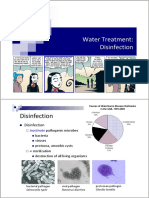 Lecture 6 Disinfection