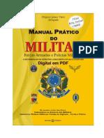 Manual Prático Do Militar - Digital Em PDF - 2ª Edição - 2014