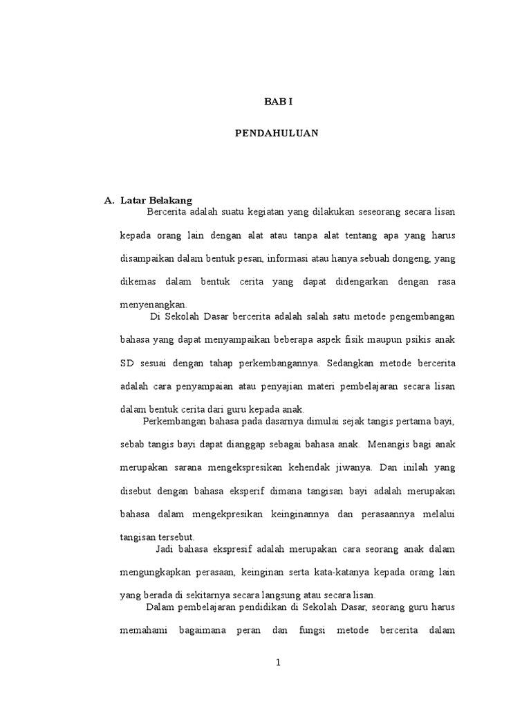 Contoh Skripsi Bab 1 Pendidikan Agama Kristen Ide Judul Skripsi Universitas
