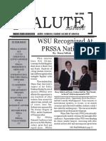 Salute Fall 2003