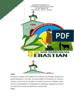 Planificacion Preliminar San Sebastian