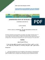 Fatwa Resmi Majlis Ugama Islam Singapura Mengenai Kesesatan Ajaran LDII (Islam Jama'Ah)