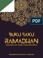 Buku Saku Ramadhan-Kumpulan Twit Seputar Ramadhan