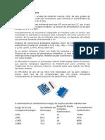 Dispositivo MPU-605(Anexo 2)