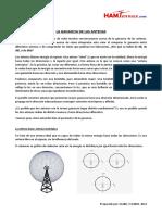N°58 - Antenas - Especificaciones técnicas