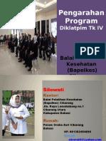 Overview Diklatpim IV