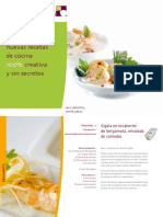 14 Nuevas Recetas de Cocina, Creativa y Sin Secretos - Cocina Internacional