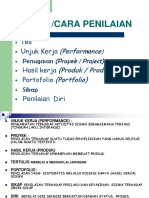 EVALUASI - Teknik Penilaian.pdf
