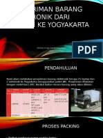 Pengiriman Barang Dari Bekasi Ke Yogyakarta