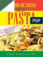 Sinclaire Che - El Libro de Cocina de La Pasta