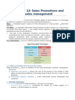 Chapter 13 Marketing Management .docx