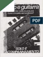 Violão e Guitarra(Solo e Acompanhamento)