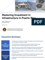 Marrero, O.J. (2017, March 31). Restoring Investment in Infraestructure in Puerto Rico