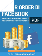 eBook Banjir Order Facebook - New