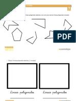 Fichas Geometria Lineas Abiertas Cerradas