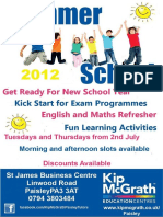 Kip Summer Fun School Ad-paisley