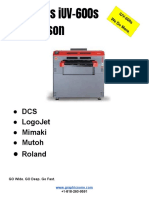 iUV600 Comparison