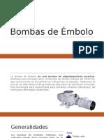 Bombas de Émbolo.pptx