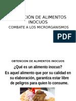 Combate a Los Microrganismos Dn