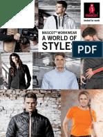 MASCOT a World of Styles
