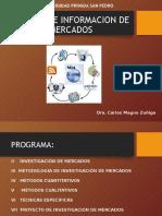 1Sistemas de Información de Mercados