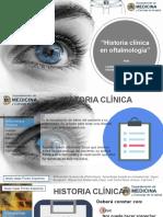 Historia Clínica en Oftalmología